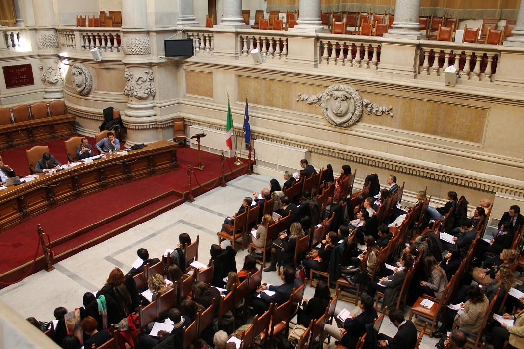Uftdu corso di specializzazione sulla tutela europea dei for Corso di arredatore d interni roma